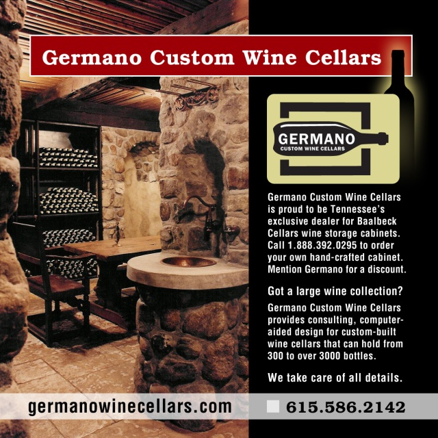 Germano Custom Wine Cellars