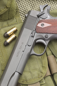 M1911 Body and barrel