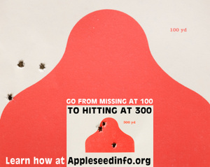Appleseed Target