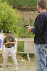 Both novice and experienced shooters learn something in this class.