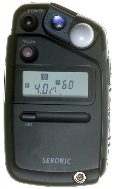 Sekonic flash meter: www.olegvolk.net/gallery/technology/oldcameras/flashmeter.jpg.html