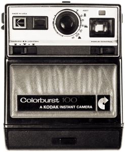 Kodak Colorburst instant camera