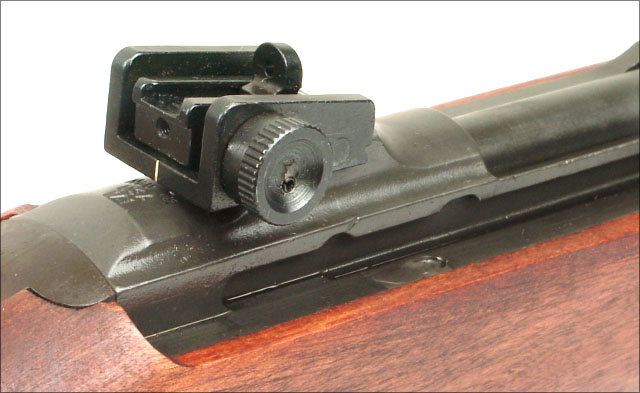 Iai M1 Cabine Rear Sight Jumps On Recoil The Firing Line Forums